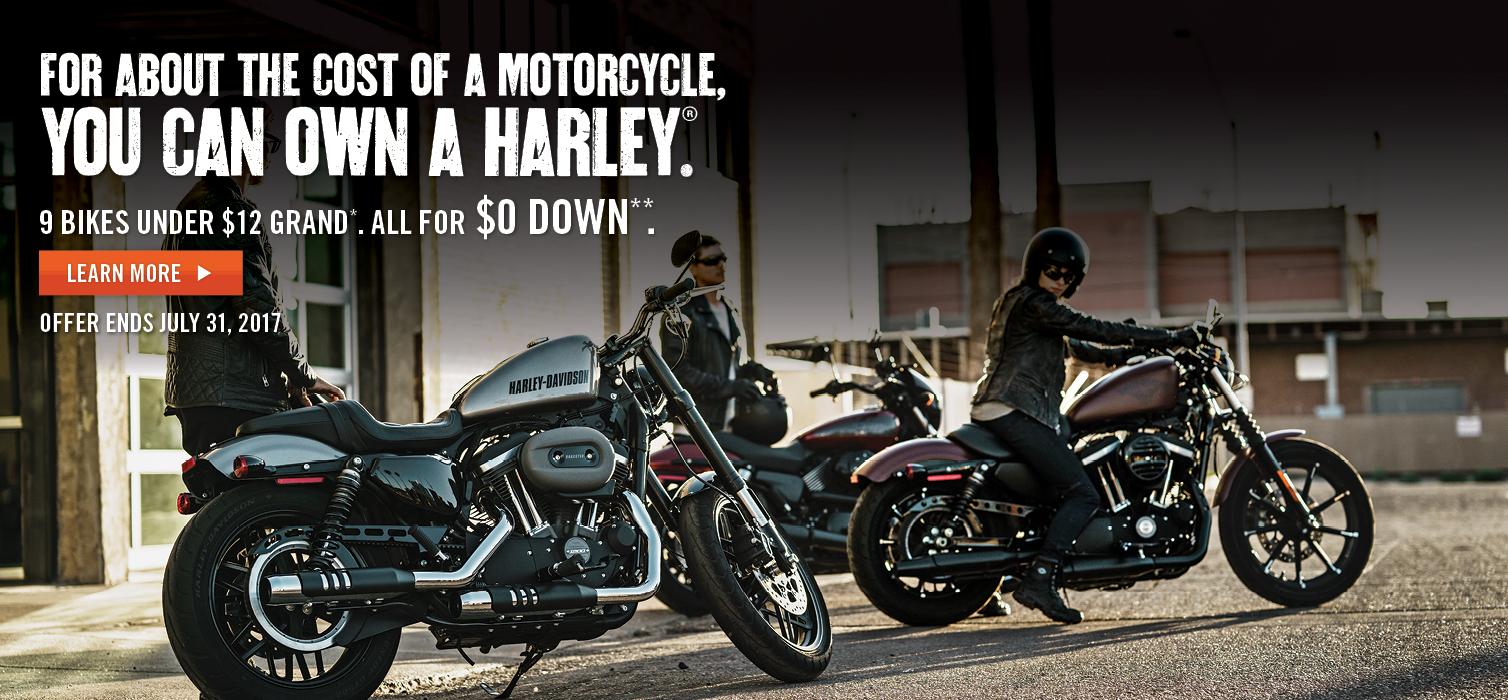 9 Under 12 | Toad Harley-Davidson® | Conway Arkansas